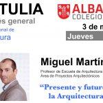 Hoy tertulia con Miguel Martínez