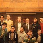 """Tertulias """"jurídicas"""" en el Colegio Mayor Albayzín"""