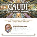 Conferencia sobre Gaudí