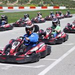 Karting para los del Colegio Mayor
