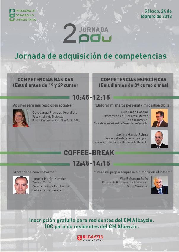 Programa de Adquisición de Competencias (PDU)